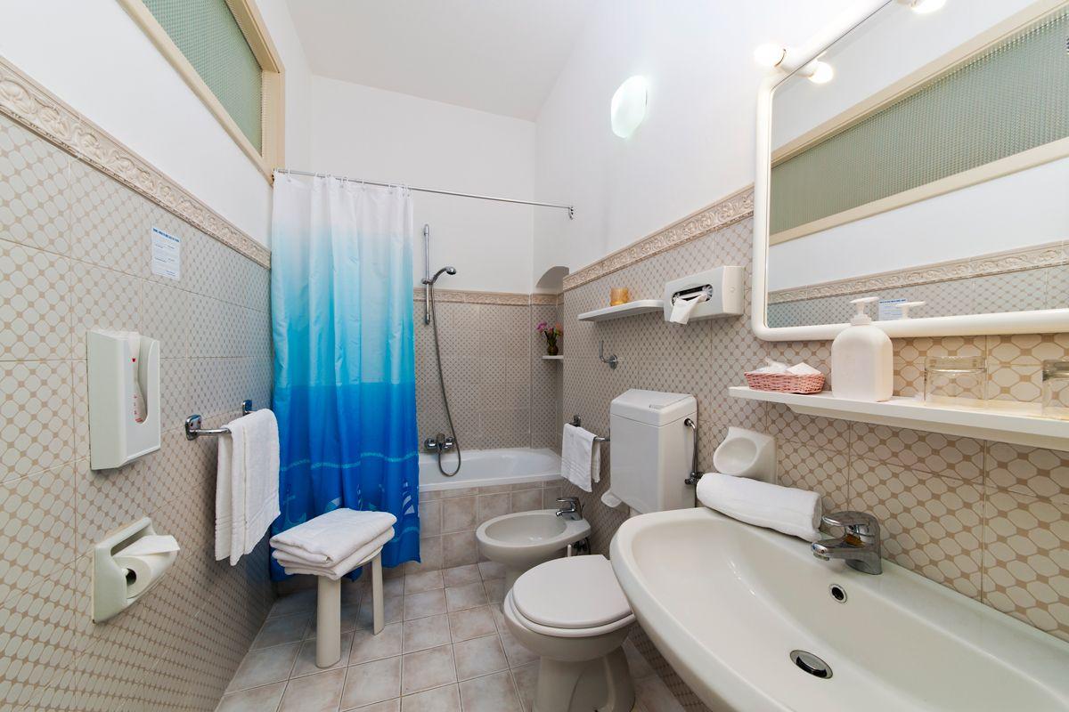 Camere standard vista mare Hotel La Palma a Sant'Angelo d'Ischia