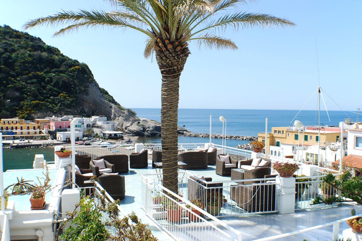 Hotel La Palma - Sant'Angelo d'Ischia